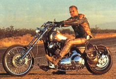 #Mickey #Rourke in one of my favorite movies Harley Davidson & the Marlboro man