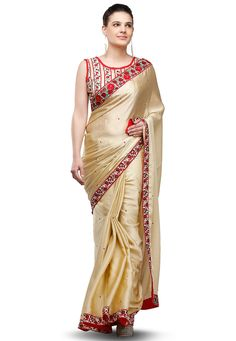 Saree Dress, Dress Up, Sari, Golden Saree, Satin Saree, Every Woman, Female, Celebrities, Womens Fashion