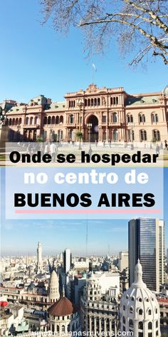 Já sabe onde se hospedar na capital da Argentina? Se ainda não, confira essas 3 dicas de hostels no centro de Buenos Aires.