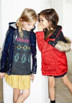 Lookbook Zara Kids otoño – invierno 2014