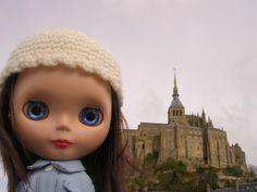 Le Mont Saint-Michel - March 2008