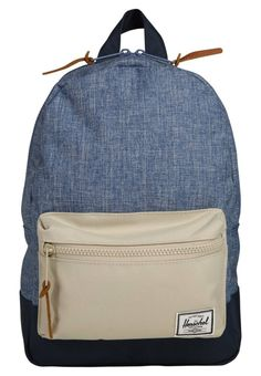 Zalando ♥ Kids Rucksacks · Herschel. SETTLEMENT - Rucksack - limoges  crosshatch pelican navy. Fastening Zip 47be43a3943c0