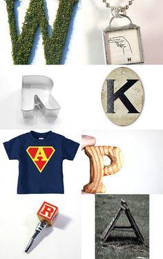 Sign Language letter H pendant
