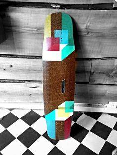 Loaded Tesseract deck #loaded #longboards #longboard #loadedboards #boardsportfinland Longboards, Finland, Skateboard, Deck, Skateboarding, Skate Board, Front Porches, Long Boarding, Decks