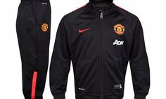 Manchester United, Little Boys, Nike Jacket, Squad, Motorcycle Jacket, Sportswear, The Unit, Football, Warm