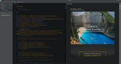 #HTML5 #Brackets #CSS3 #bootstrap #jquery #ResponsiveDesign #Responsive #paisajes #scenery www.sypseo.com/paisajes