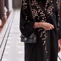 Abaya Fashion, Muslim Fashion, Fashion Outfits, Mode Abaya, Mode Hijab, Muslim Wedding Dresses, Dress Wedding, Abaya Designs, Moroccan Dress