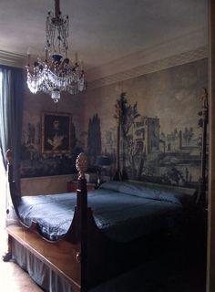 Bedroom - Milan. PAST PERFECT- Studio Peregalli- Part 2 | Mark D. Sikes
