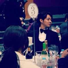141121 Park Yuchun at the 51st Daejong Film Festival, After Party  Cr Miffy 6