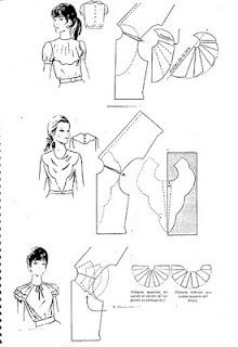sleeve and collar patterns for a bevy of styles