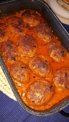 Wonderful Pics Meat snacks on the go Strategies, Meatballs with a difference, a nice recipe with picture from the category rice. Healthy Eating Tips, Clean Eating Recipes, Healthy Snacks, Healthy Recipes, Vegetable Soup Healthy, Vegetable Drinks, Meatball Recipes, Meat Recipes, Rice Recipes For Dinner