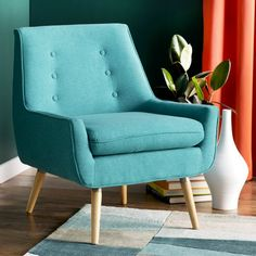 Eytel Arm Chair & Reviews | AllModern