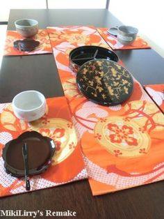 Velvet Ribbon, Yukata, Japanese Kimono, House Ideas, Design, Decor, Meals, Decoration, Decorating