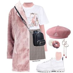 The Best Examples for Korean Street Fashion Stage Outfits, Edgy Outfits, Mode Outfits, Classy Outfits, Tween Fashion, Fashion 101, Teen Fashion Outfits, Korean Fashion, Latest Fashion