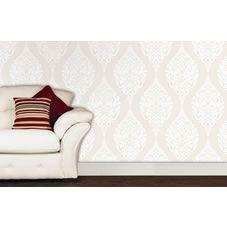 wilko linen stripe wallpaper http://www.comparestoreprices ...