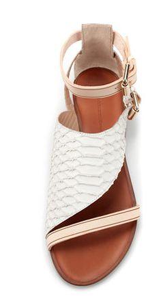 My Zara sandals