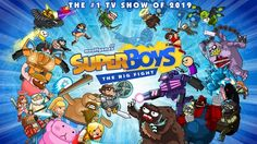The overpowered Heroes and Bosses of old games are being crushed and have to team up to survive the onslaught against an enemy they cannot defeat, the new Super Boys.