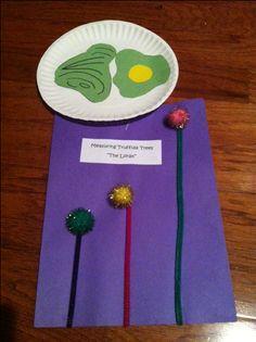 Dr. Seuss craft fun!