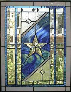 Some creative glass work  made to customer design #glass #stainedglass…