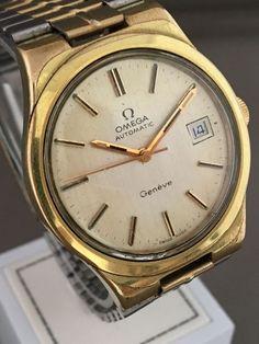 Maison de ventes aux enchères en ligne Catawiki: Montre-bracelet Omega Genève –…