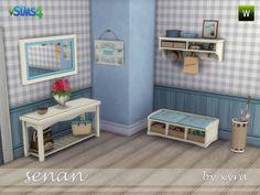 Sims 4 CC's - The Best: xyra Senan set hall