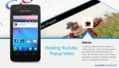 Si quieres disfrutar de un video sin interrupciones, esta es la App para ti Popup Video.