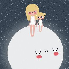 Apanona_una tía y su sobrina que se quieren tanto (o más) como ir a la luna y volver