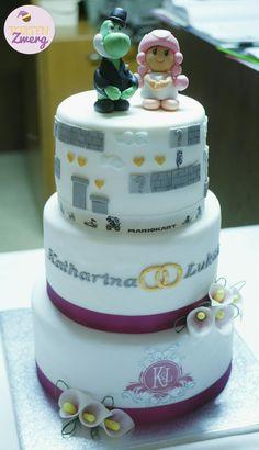 Cake, Desserts, Food, Dwarf, Tailgate Desserts, Deserts, Kuchen, Essen, Postres