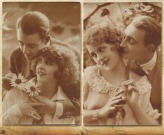 french postcards | Dreambox Photography: tumblr! - 1920s French Postcards