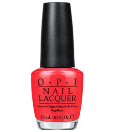 Love your nails with the Orange Nail Lacquer Collection from OPI, enjoy soft peachy shades, vibrant fiery shades and everything in between. Transform your nails with OPI signature Nail Lacquers. Nail Lacquer, Red Nail Polish, Essie, Alice In Wonderland Nails, Tulip Nails, Orange Creme, Burnt Orange, Opi Gel Polish, Deutsch