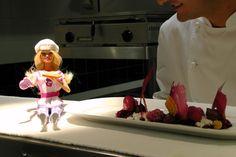 #Barbie in Restaurant #VUN #kitchen #VFNO