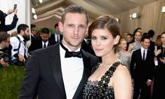 Another celebrity couple I didn't know about - JAIME BELL & KATE MARA two of my favorite actors. They married in July of 2017. Congrats!