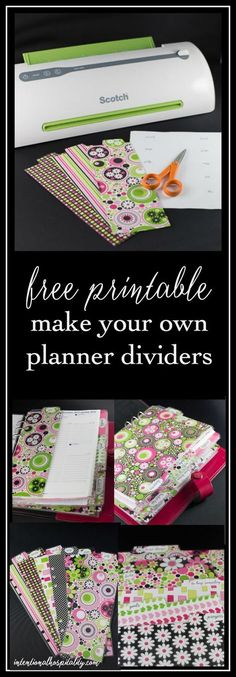 105 best Planner images on Pinterest in 2018 Free printables