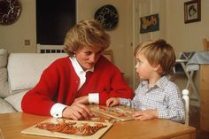 I love this picture. #Princess_Diana
