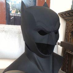 Batman BVS cowl from eva foam