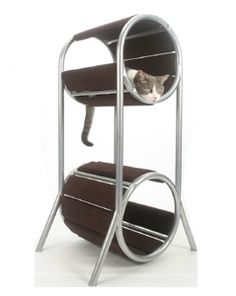 Modern Cat Condo $265
