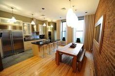 The Harlem Brownstone - Kitchen