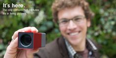 Lytro is here. The only camera that captures life in living pictures.