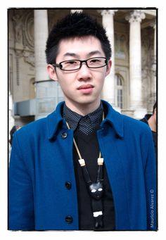 Sami, Chinese living in Paris