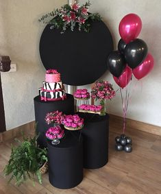 70th Birthday Decorations, Birthday Backdrop, Birthday Balloons, Birthday Party For Teens, Birthday Party Tables, Birthday Bash, Balloon Stands, Balloon Decorations, Holidays And Events