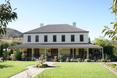Would love this as my home- a lovely Australian homestead