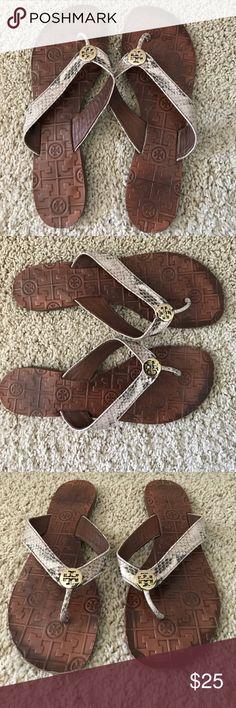 Tory Burch Sandals Tory Burch Thong Sandals ✨⚡️ Tory Burch Shoes Sandals