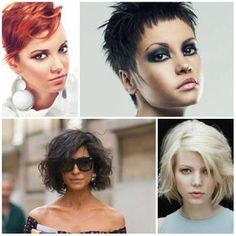 Short Messy Hairstyles 2018