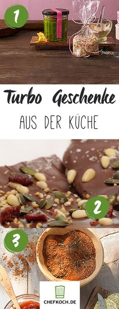 79 best Geschenke aus der Küche images on Pinterest | Diy presents ...