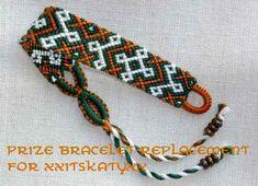 Photo of #54217 by Arismende - friendship-bracelets.net