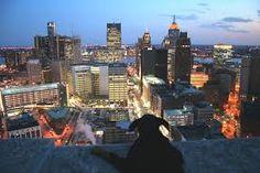 detroit downtown - Google Search