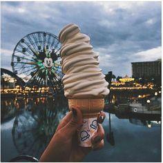 Soft Serve✨Paradise Pier Ice Cream Co✨
