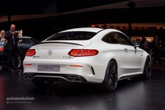 C63 Coupe