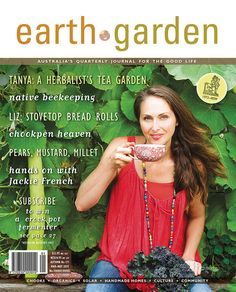 Autumn Issue – Earth Garden