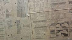 Toilet pattern wall paper